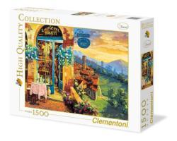L'Enoteca, 2000 pcs Italy Jigsaw Puzzle