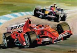 Formula Sports Jigsaw Puzzle