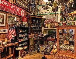 Americana General Store Jigsaw Puzzle