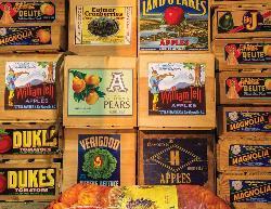 Vintage Labels Nostalgic / Retro Jigsaw Puzzle