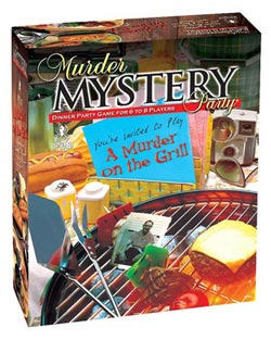 A Murder on the Grill Game Strategy Games