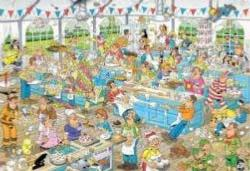Clash of the Bakers Food and Drink Jigsaw Puzzle
