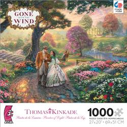 Gone with the Wind (WB Movie Classics) Flowers Jigsaw Puzzle