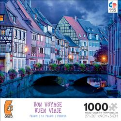 Prague (Bon Voyage) Photography Jigsaw Puzzle