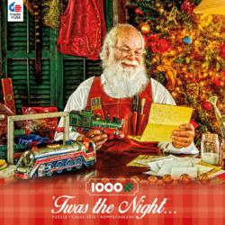 So You Want a Train ('Twas the Night...) Trains Jigsaw Puzzle