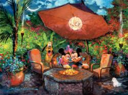 Coleman's Paradise (Disney Fine Art 1000) Movies / Books / TV Jigsaw Puzzle