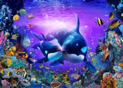 Brilliant Passage 2 Under The Sea Jigsaw Puzzle
