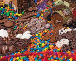 Chocolate Sensation Food and Drink Jigsaw Puzzle