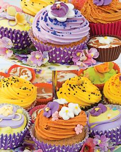 Cupcakes Sweets Jigsaw Puzzle