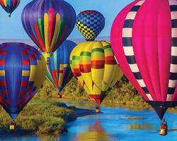 Take Flight Balloons Jigsaw Puzzle