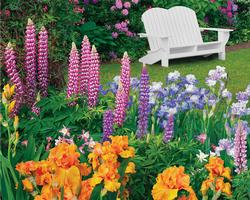 Garden Retreat Garden Jigsaw Puzzle