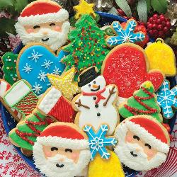 Cookies & Christmas Sweets Jigsaw Puzzle