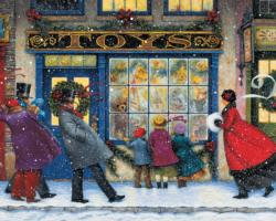 The Toy Shoppe Snow Jigsaw Puzzle