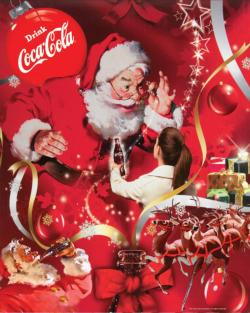 Your Wish  (Coca-Cola) Christmas Jigsaw Puzzle