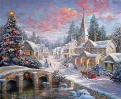 Heaven on Earth Religious Jigsaw Puzzle