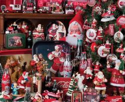 A Coca-Cola Christmas Christmas Jigsaw Puzzle