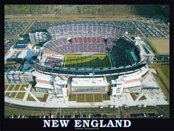 New England Stadium Sports Jigsaw Puzzle