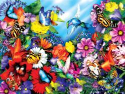 Lori's Garden Garden Jigsaw Puzzle