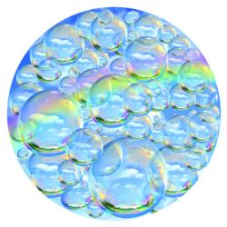Bubble Trouble Everyday Objects Jigsaw Puzzle