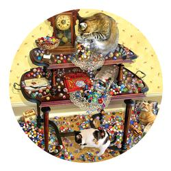 The Collectors Cats Jigsaw Puzzle