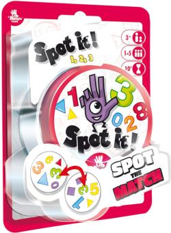 Spot It! 123 (Peg/Blister)