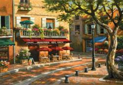 Brasserie Des Art France Jigsaw Puzzle