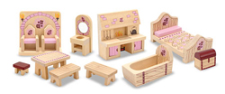 Princess Castle Furniture Set Princess Toy