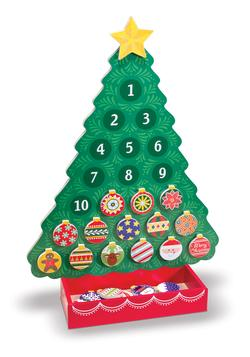 Christmas Countdown Advent Calendar Christmas