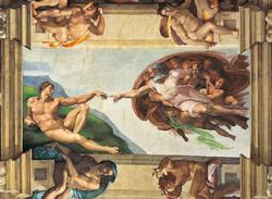 The Creation of Man Churches Jigsaw Puzzle