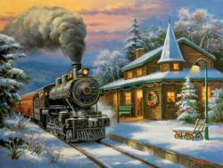 Holiday Ltd. Christmas Jigsaw Puzzle