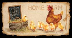 Home Farm Baby Animals Jigsaw Puzzle