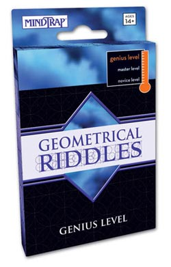 Geometrical Riddles - Genius Brain Teaser
