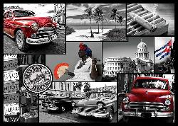 Havana Collage Jigsaw Puzzle