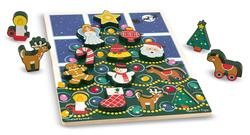 Christmas Tree Christmas Children's Puzzles