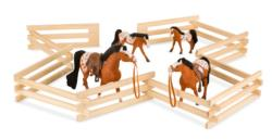 Horse Corral Fence Toy