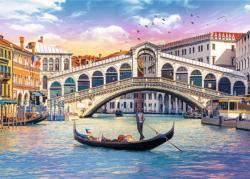 Rialto Bridge, Venice Italy Jigsaw Puzzle