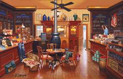 Brown Sugar General Store Jigsaw Puzzle
