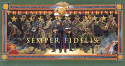 You Will Not Fail Us Military / Warfare Jigsaw Puzzle