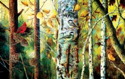 Retreat Forest Jigsaw Puzzle