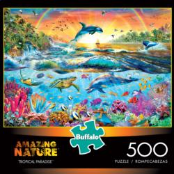 Tropical Paradise (Amazing Nature) Marine Life Jigsaw Puzzle