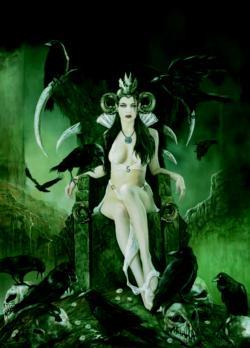 Raven Queen Fantasy