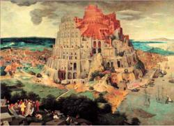 The Tower Of Babel Religious