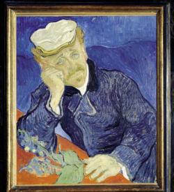 Portrait Du Docteur Gachet Portrait