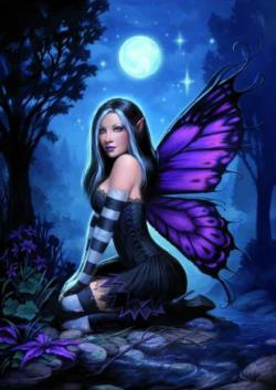 Night Fairy Fantasy