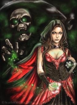 Absinthe Gothic