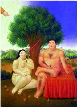 Adam And Eve Religious