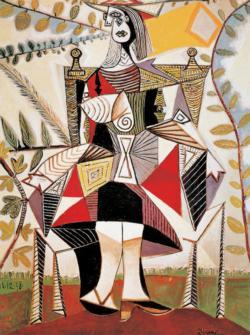Femme Au Jardin Contemporary & Modern Art