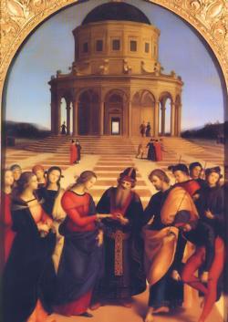 Sposalizio Della Vergine Religious