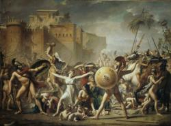 The Sabines Frozen The War Between Romans And Sabins History