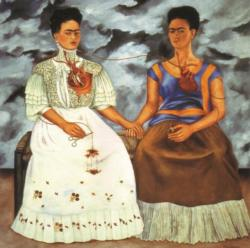 The Two Fridas People